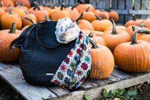 In My Bag: Bindya NY Scarf