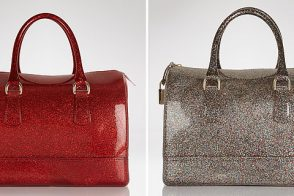 Introducing true arm candy, the Furla Candy Satchel