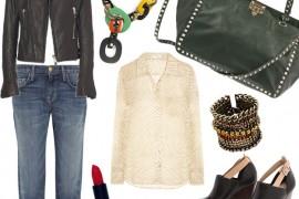 How Id Wear Valentino Rockstud Bag