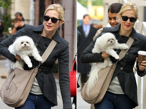 Kelly Rutherford Hermes Evelyn