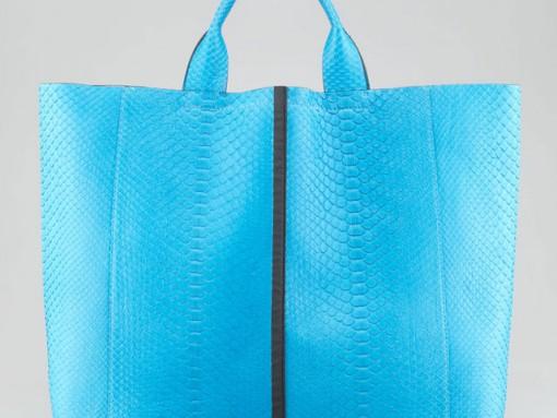 Reed Krakoff Python Track Bag