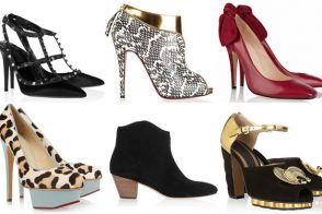 Because purse lovers love shoes as well, help me decide on a new pair