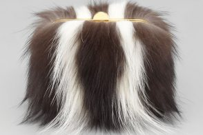 "Fill in the Blank: ""The Tom Ford Skunk Fur Minaudiere is…"""