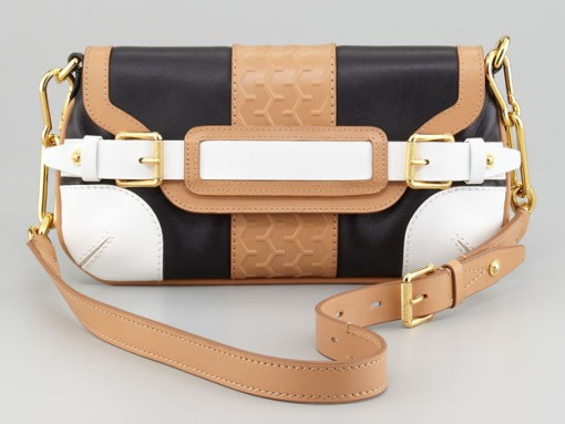 Belstaff Tread Weymouth Shoulder Bag