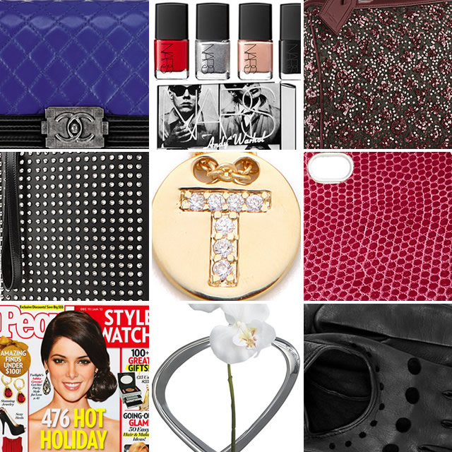 Holiday Gift Guide 2012 Trendy Gifts