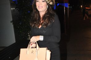 Lisa Vanderpump makes an interesting choice with Alexander Wang