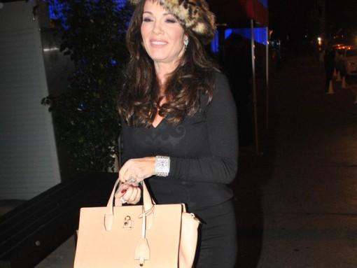Lisa vanderpump  in Beverly Hills
