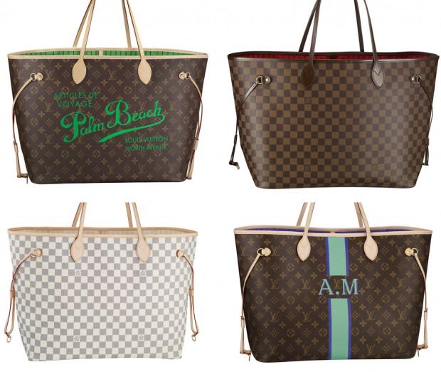 Louis Vuitton Neverfull Bags