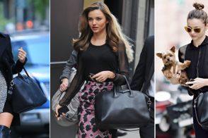 Just Can't Get Enough: Miranda Kerr and her Givenchy Antigona