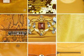 November Birthday Gift Guide: Citrine Handbags