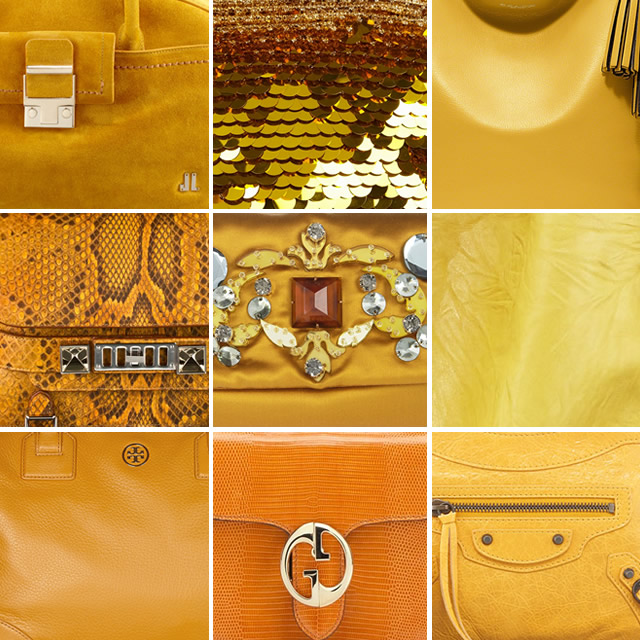 November Birthday Gift Guide Citrine Handbags