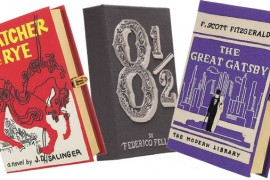 Olympia Le-Tan Book Clutches