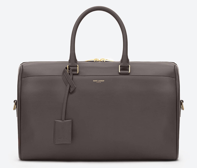 Saint Laurent Paris Classic Duffel