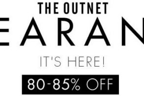 It's THE OUTNET Clearance Sale time!