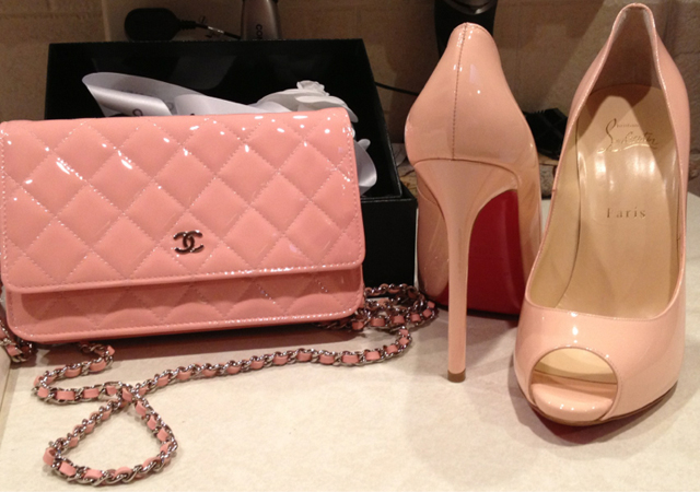 Chanel and Louboutin