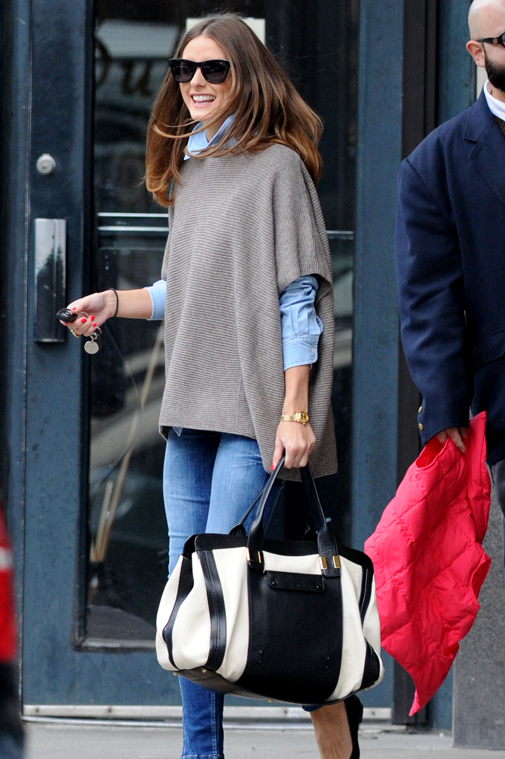 chloe knockoffs - The Many Bags of Olivia Palermo - PurseBlog