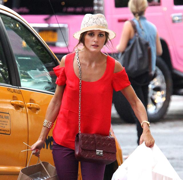 The Many Bags Of Olivia Palermo Purseblog