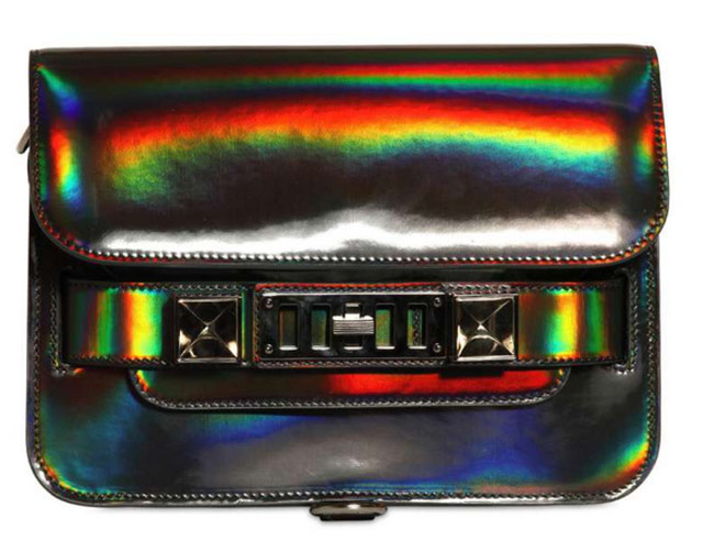 Proenza Schouler Holographic PS11
