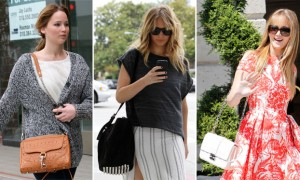 The Many Bags of Jennifer Lawrence
