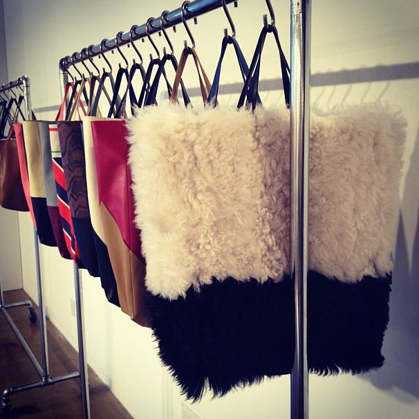 celine micro luggage tote price - An Instagram Insider Peek at the Bags of Celine Pre-Fall 2013 ...