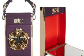 Givenchy Star-Embellished Minaudiere