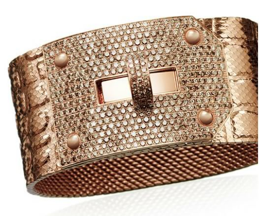 constance wallet hermes - Hermes Exceptional Jewelry - with exceptionally high price tags ...