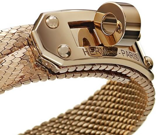 Hermes Exceptional Jewelry - with exceptionally high price tags