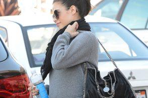 Jenna Dewan-Tatum carries Stella McCartney to the gym