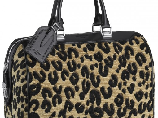 Louis Vuitton Leopard Speedy