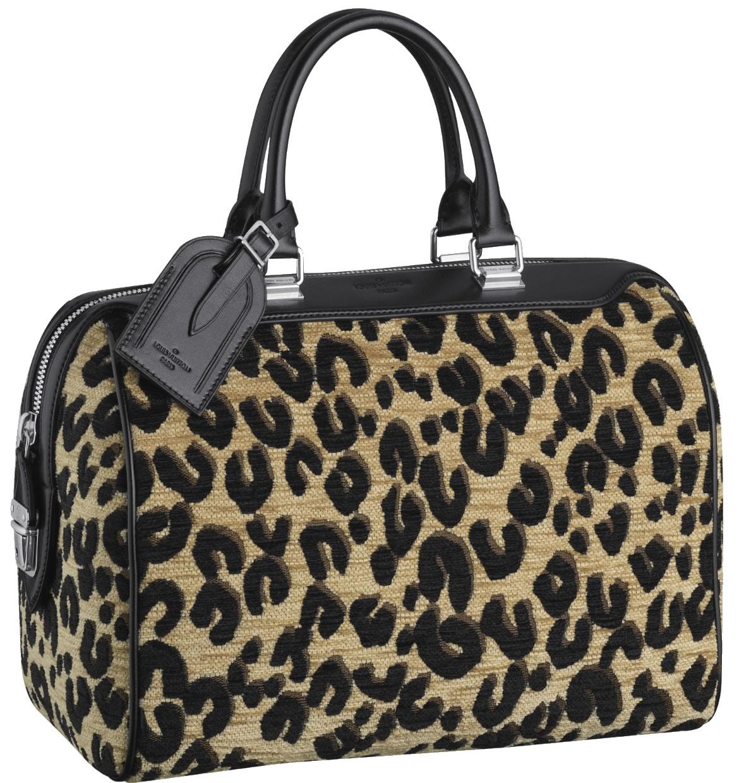 Louis Vuitton Leopard Speedy