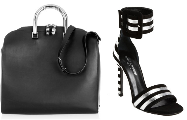 Perfect Pairs: Margiela and Saint Laurent