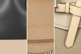 Three Neutral Bags