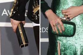 Clutches at the 2013 Grammy Awards