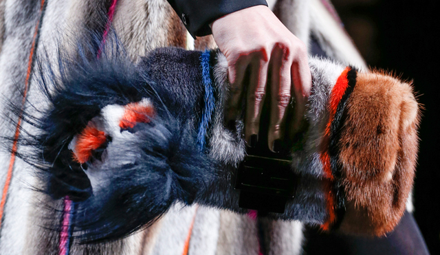 Fendi Fur Bags for Fall 2013 (12)
