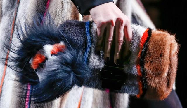 Fendi Fur Bags for Fall 2013 (12)