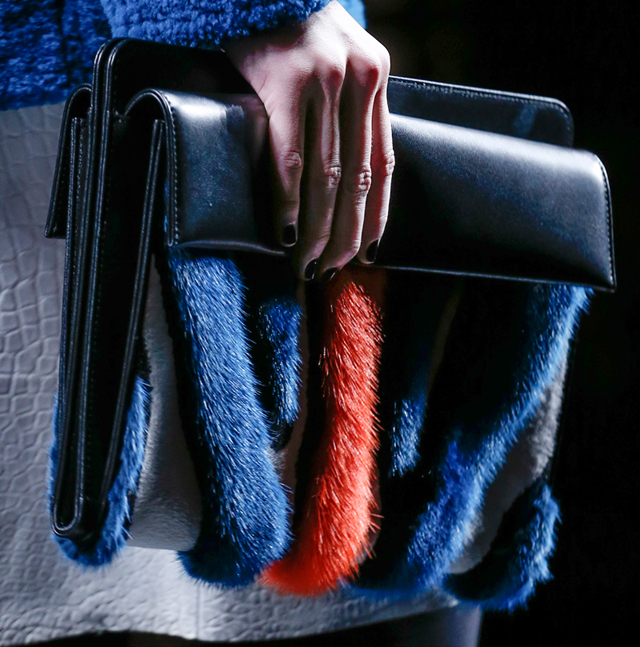 Fendi Fur Bags for Fall 2013 (18)
