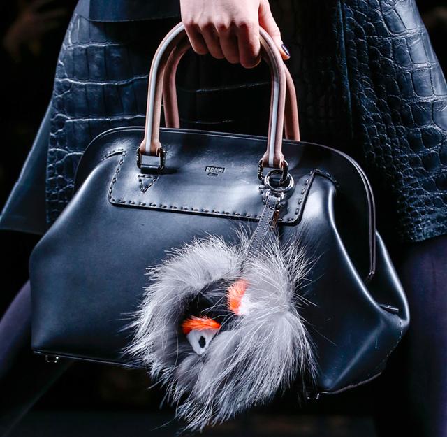 Fendi Fur Bags for Fall 2013 (21)