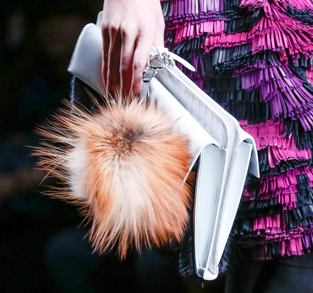 Fendi Fur Bags for Fall 2013 (22)