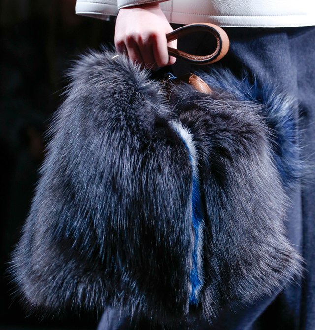 Fendi Fur Bags for Fall 2013 (24)