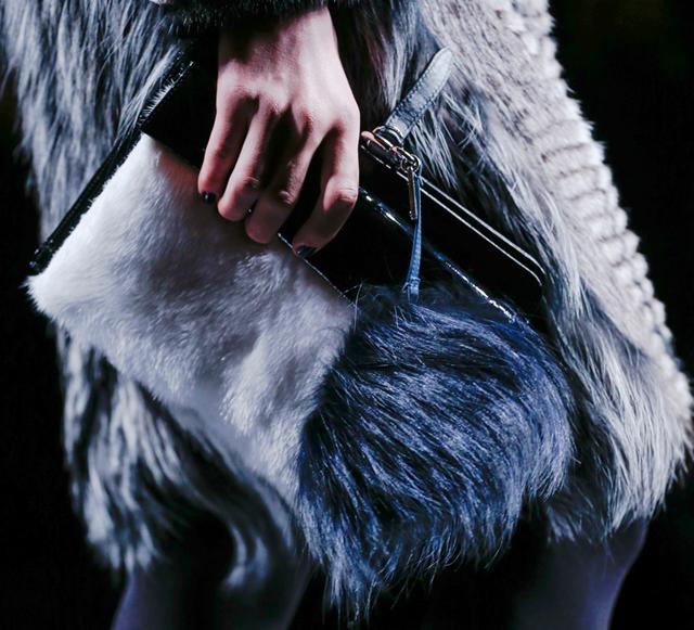 Fendi Fur Bags for Fall 2013 (26)