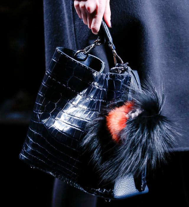 Fendi Fur Bags for Fall 2013 (27)