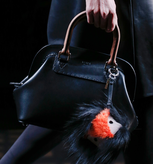 Fendi Fur Bags for Fall 2013 (6)