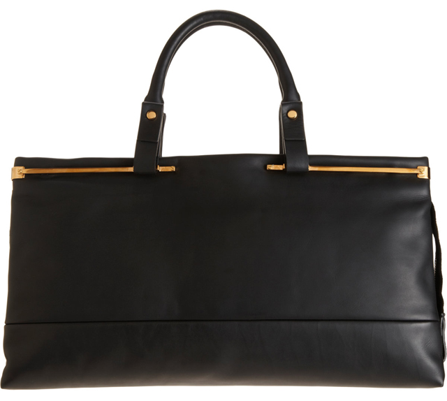 Lanvin Leather Doctor's bag