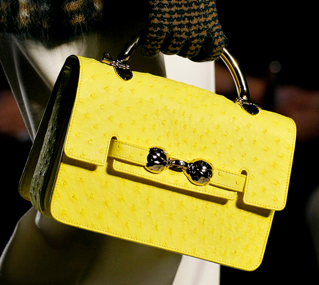 Mulberry Structured Bag