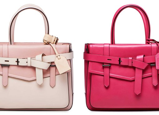 Reed Krakoff Boxer Bags Pink
