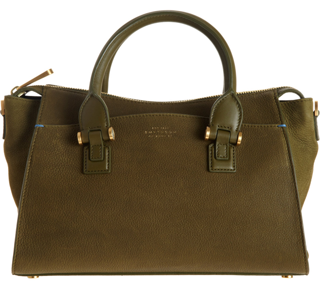 Smythson Mini Eliot Bag