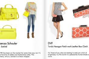 The Bright Bags of Spring, Glossi-fied!