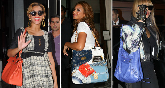 The Many Bags of Beyonce