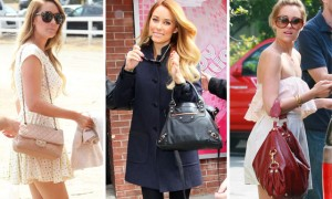The Many Bags of Lauren Conrad
