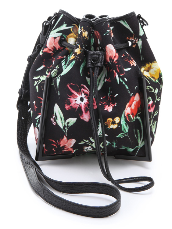 3.1 Phillip Lim Scout Small Floral Crossbody